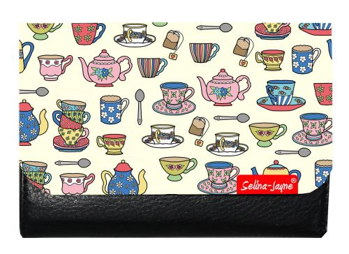 Selina-Jayne Teacups Limited Edition Designer Small Purse